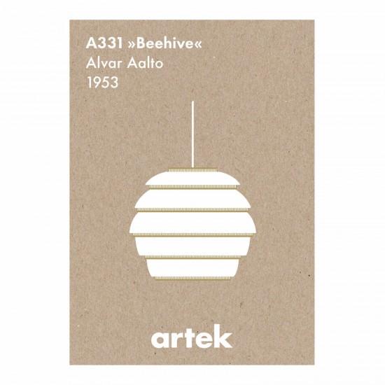 Artek A331 Beehive Poster 125_28605801