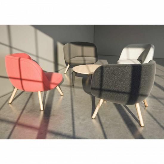 fritz hansen via57 sessel bruno. Black Bedroom Furniture Sets. Home Design Ideas