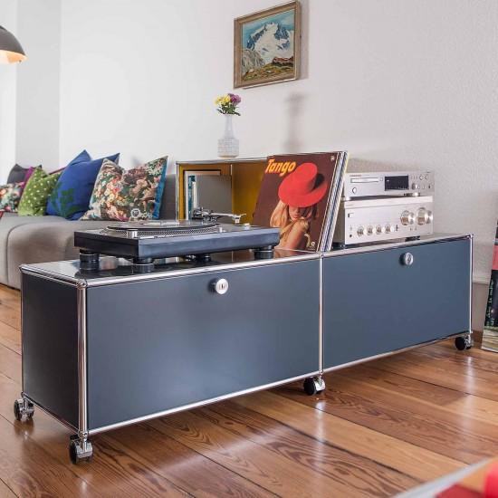 USM TV/Hi-Fi Lowboard Haller 1_QS_B2