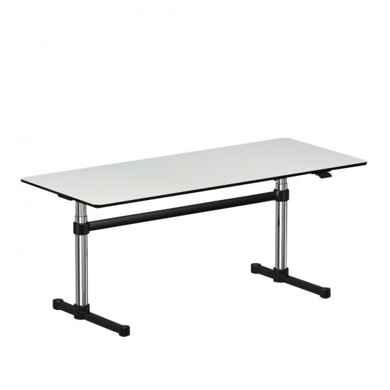 Gartentisch 1 20 M Cool Gartentisch Aus Stahl Mit Runder Platte Er