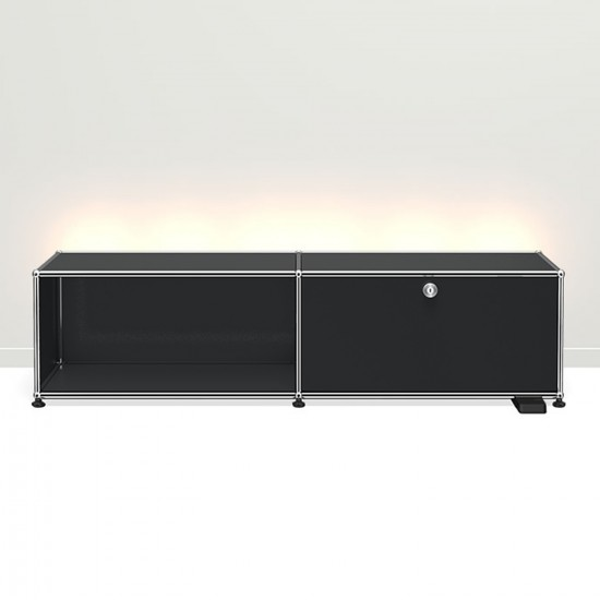 USM TV/Hi-Fi-Möbel Haller E 1_QS_M19