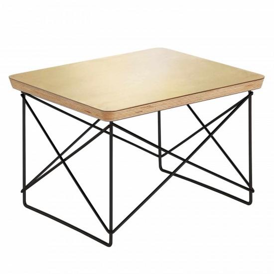 Vitra occasional table ltr beistelltisch blattgold bruno for Beistelltisch vitra