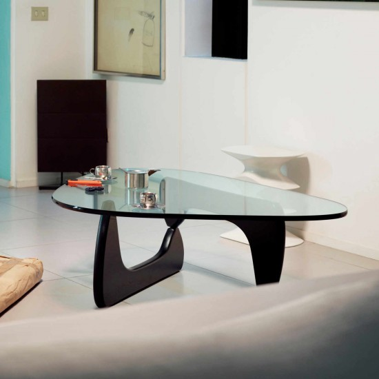 vitra noguchi coffee table couchtisch bruno. Black Bedroom Furniture Sets. Home Design Ideas