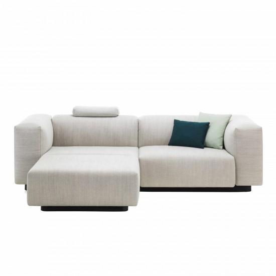 Vitra Soft Modular 2er Sofa Chaise Longue 20_21040001