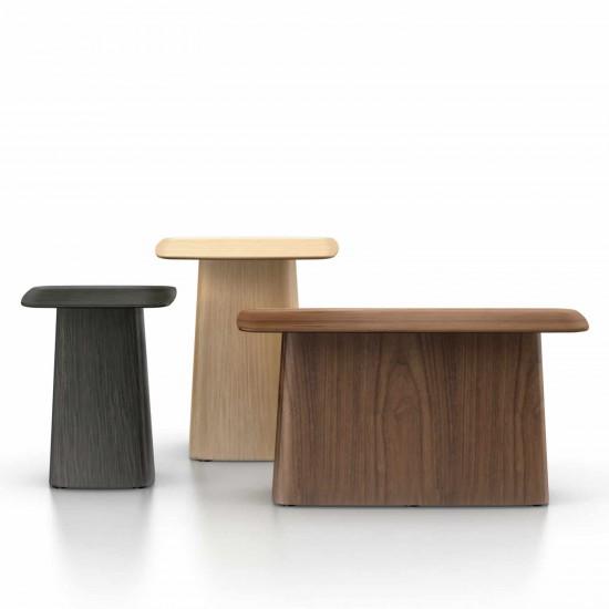 vitra wooden side table mittel beistelltisch bruno. Black Bedroom Furniture Sets. Home Design Ideas