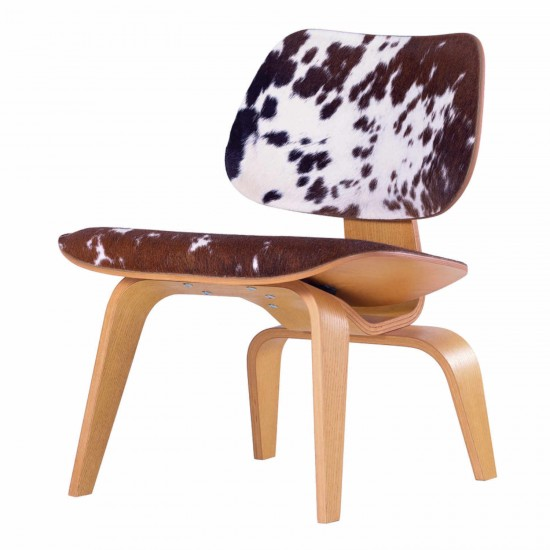 Vitra LCW Calfs Skin Plywood Sessel 20_21055200