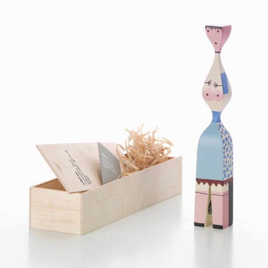 Vitra Wooden Doll No. 7 Figur 20_21502707