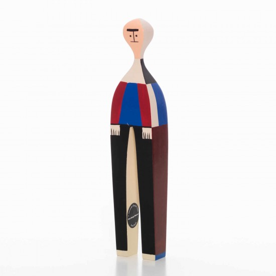 Vitra Wooden Doll No. 22 Figur 20_21502722