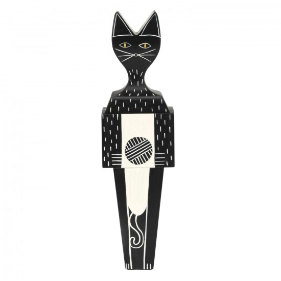 Vitra Wooden Doll Cat Figur 20_21508600