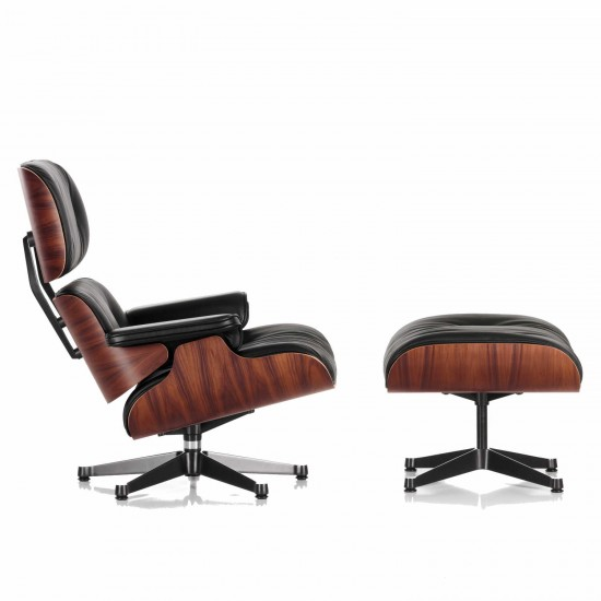Vitra Lounge Chair and Ottoman Classic Version 20_41206600