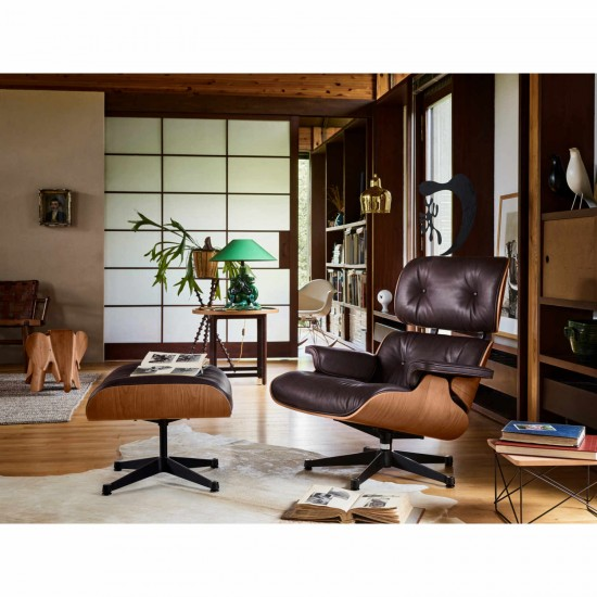 Charmant Vitra Lounge Chair And Ottoman American Cherry Version 20_41213300