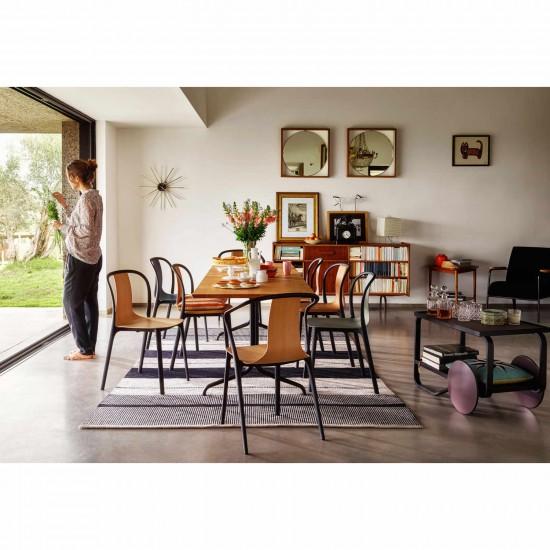 Vitra Belleville Chair Plastic Stuhl Ausstellungsstück 20_44029812_0205_O
