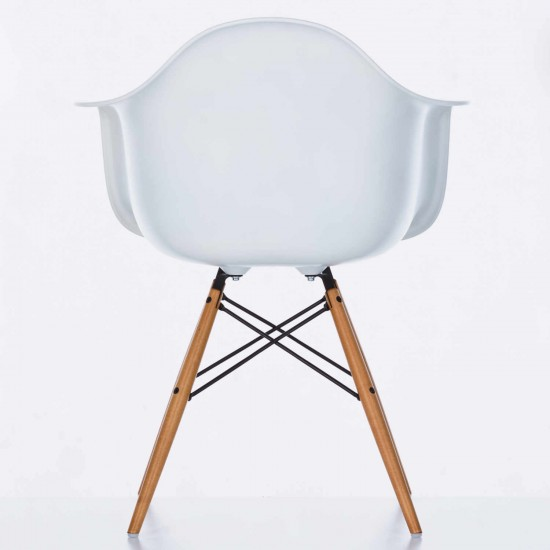 Vitra Eames Plastic Armchair DAW Stuhl Ausstellungsstück 20_44032500_040205_O