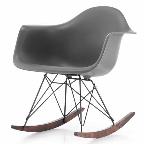 Eames Chair Schaukelstuhl Dekoration | Vitra Eames Plastic Armchair Rar Schaukelstuhl Bruno
