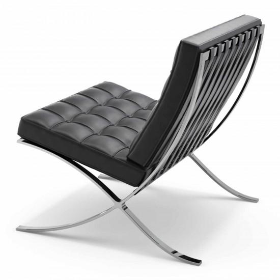 Knoll International Barcelona Chair Sessel 23_250LCW