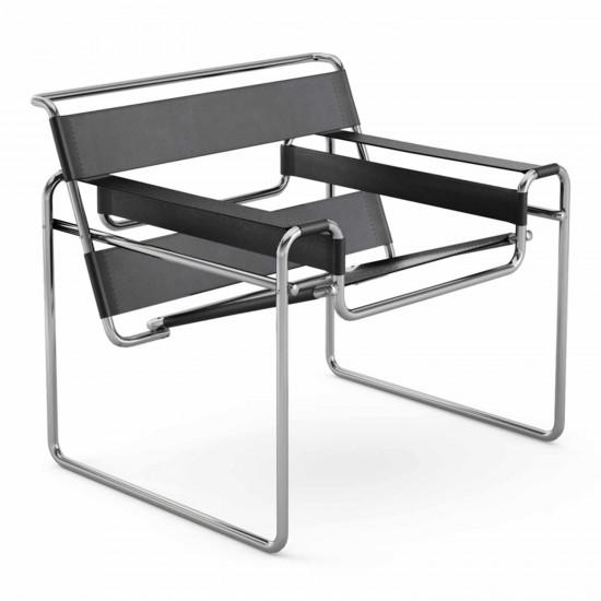 Knoll International Original Wassily Chair Sessel 23_50LC