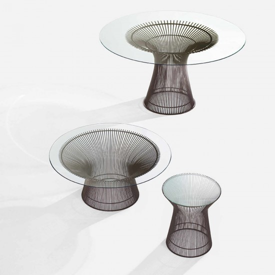 Knoll International Platner Coffee Table Couchtisch 23_QS-3712T