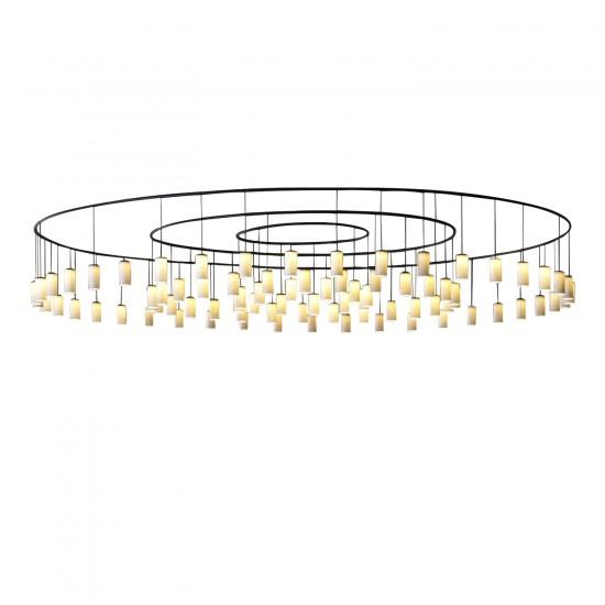 Santa and Cole Cirio Circular S/M/L LED Pendelleuchte 350_CIR-S-M-L