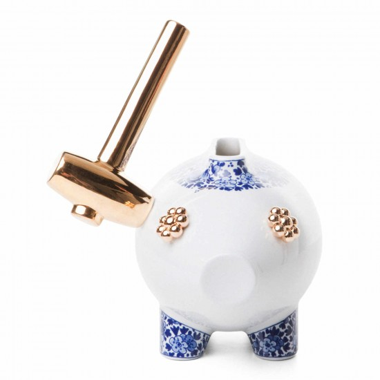 Moooi The Killing of the Piggy Bank Spardose 370_MOADB13