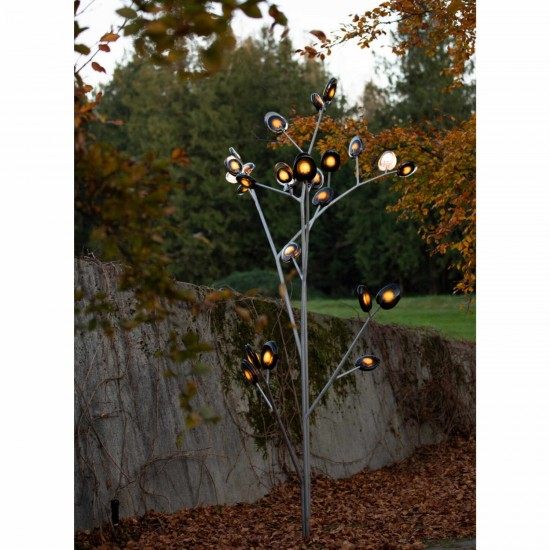 Bocci 16 Tree Trunk LED Stehleuchte 373_16-TREE
