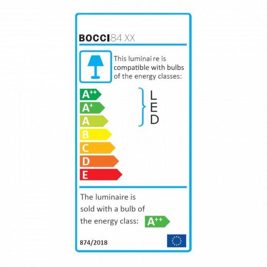 Bocci 84.9 Linear LED Pendelleuchte 373_84-9
