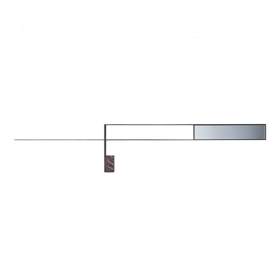 MDF Italia Mirror Lines Composition 3 Wandspiegel 37_F101903