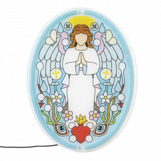 BLOW by JOBandSELETTI Gospel LED Sign Wandleuchte 380_1310X