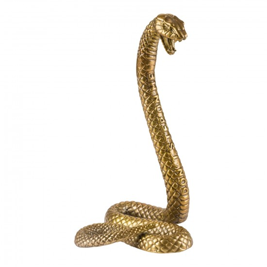 DIESEL LIVING with SELETTI Snake Dont step on me Wunderkammer Skulptur 381_10893