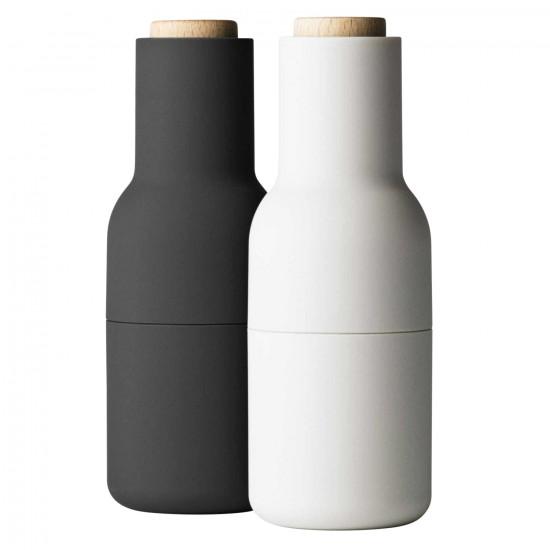 menu bottle salz und pfefferm hle bruno. Black Bedroom Furniture Sets. Home Design Ideas