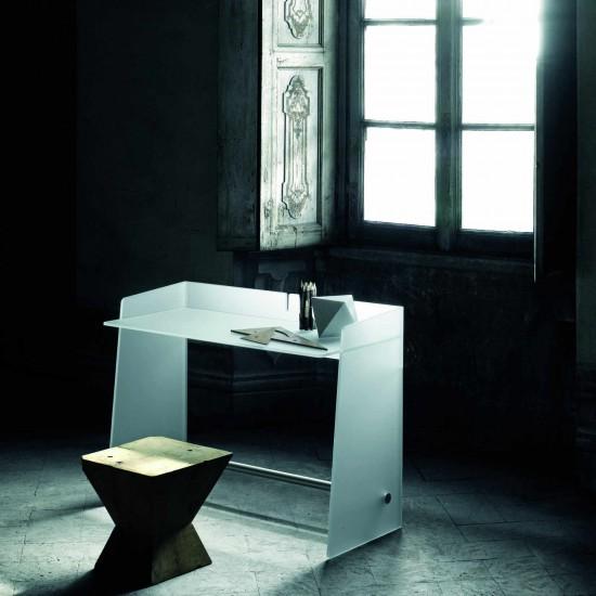 Glas Italia Pirandello Schreibtisch 42_PIR0X