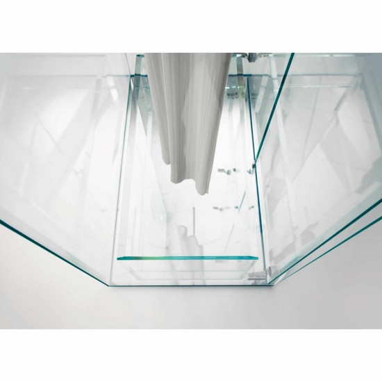 Glas Italia Prism glass wardrobe Kleiderschrank 42_PRW0X