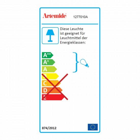 Artemide nh1217 wall LED Wandleuchte 44_1277010A
