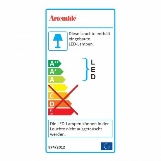 Artemide Chlorophilia 2 LED Pendelleuchte 44_1628110AP