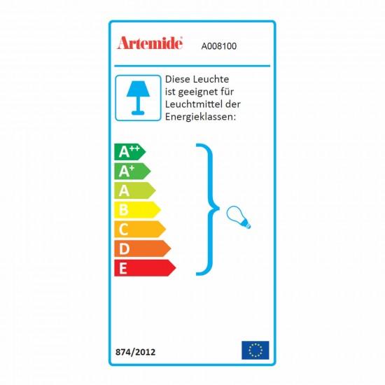 Artemide Tizio Micro Tischleuchte 44_A008100T