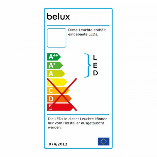 Belux Hello LED Leuchte Starter-Kit 46_HELLO