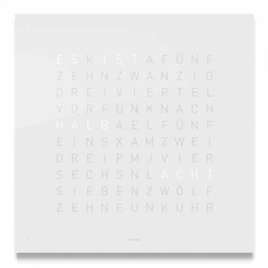 Biegert and Funk QLOCKTWO Classic Tisch-/Wanduhr 83_CLASSIC