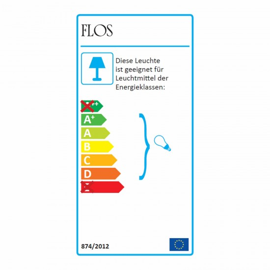 Flos Toio Stehleuchte 89_F7600000