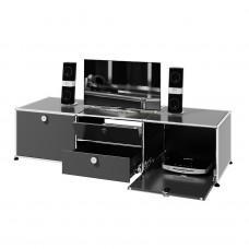 USM Haller Solutions Media #10 TV/Hi-Fi Regal 1_SO_ME_10