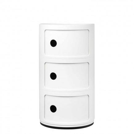 Kartell Componibili 3er Container Ausstellungsstück 112_04967_03_O