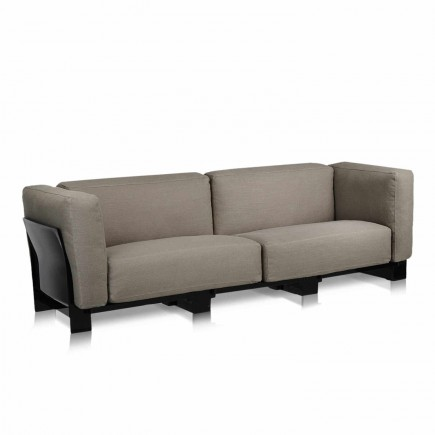 Kartell Pop Duo Sofa 112_07X70