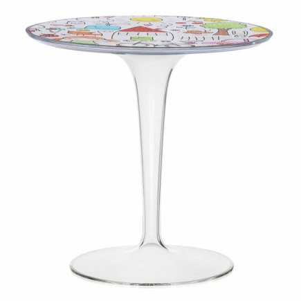 Kartell TipTop Table Kids Kindertisch 112_0861X