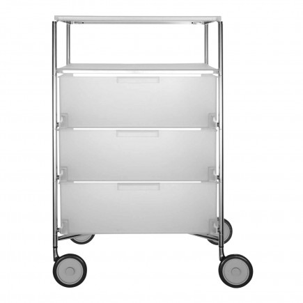 Kartell Mobil Rollcontainer 112_20XX