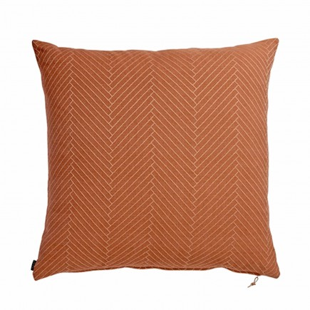 OYOY Living Design Fluffy Herringbone Kissen 122_1100429