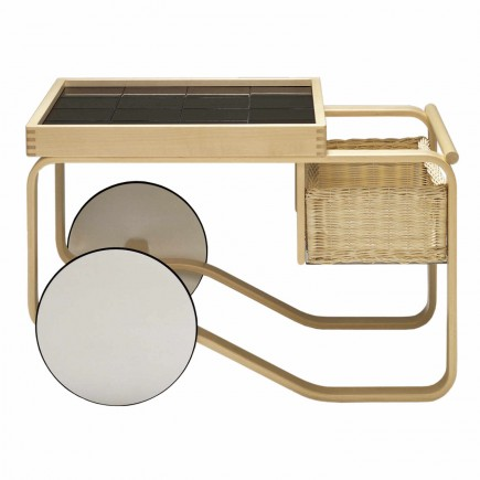 Artek Tea Trolley 900 Servierwagen 125_28301400