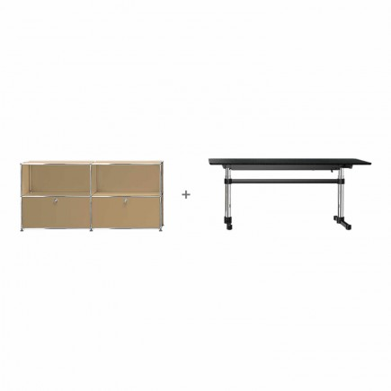 USM Haller Sideboard and Kitos M Bundle #1 1_QS_HO1