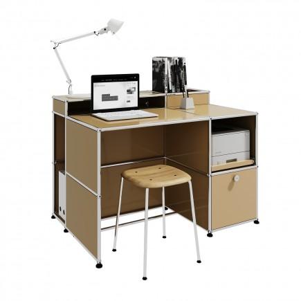 USM Haller Solutions Home-Office #03 Schreibtisch 1_SO_HO_03