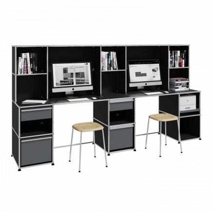 USM Haller Solutions Home-Office #15 2er-Schreibtisch 1_SO_HO_15