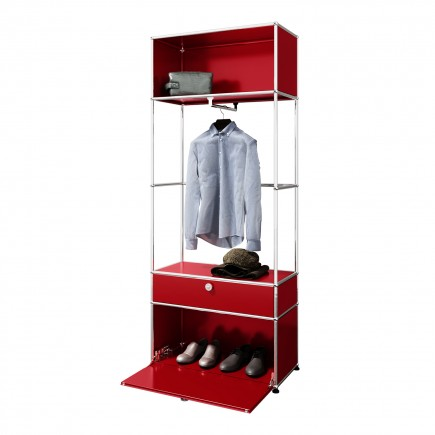 USM Haller Solutions Wardrobe #02 Garderobe 1_SO_WA_02
