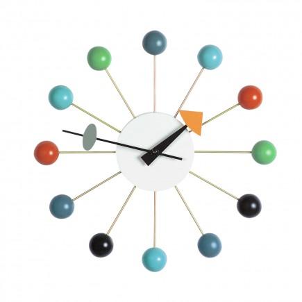 Vitra Ball Clock Wanduhr Vitra Ausstellungsstück 20_20125000_12_O