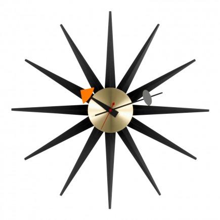 Vitra Sunburst Clock Wanduhr 20_20125300